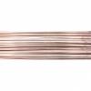 Art Wire 18ga Lead/nickel Safe Rose Gold